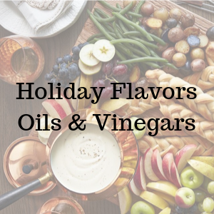 Holiday Gift Set, grocery store, olive oil